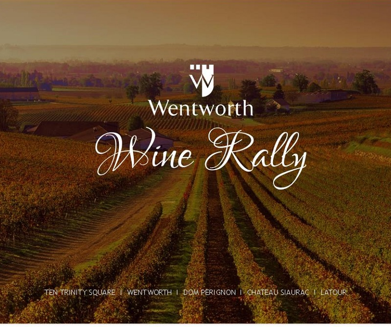 Wentworth Wine Rally